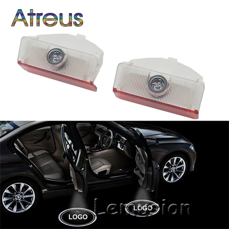 Atreus Car Door Welcome Light For Mercedes GLK A B Class X204 W169 W168 W245 Accessories Benz LED Courtesy Lamp Projector Shadow carmonitor player autoradio for mercedes benz b200 sprinter w209 w169 b200 a class w169 b class w245 b170 multimedia gps radiofm