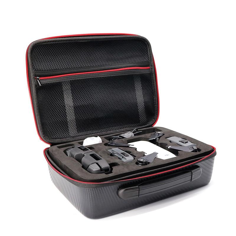 где купить Waterproof Hardshell Handbag Carry Case for DJI SPARK Quadcopter Drone Body Remote Control and 2 Batteries по лучшей цене
