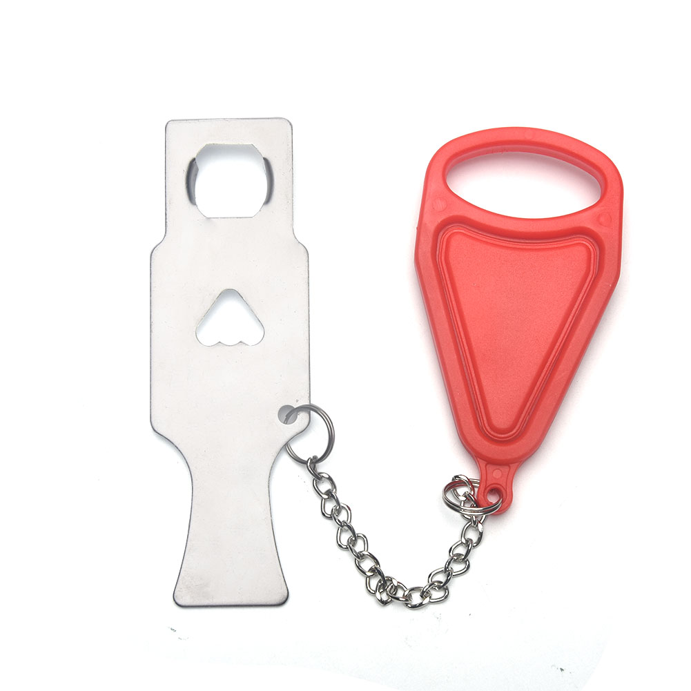Portable Temporary Personal Protection Security Device Super Strong Stopper Door Lock Travel Easy To Install Self Defense HotelPortable Temporary Personal Protection Security Device Super Strong Stopper Door Lock Travel Easy To Install Self Defense Hotel