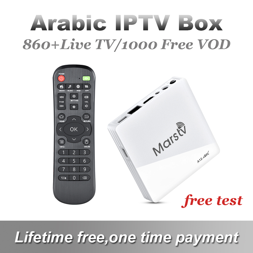 HOT SALE] H96 Mini S905w Arabic IPTV box Android Smart
