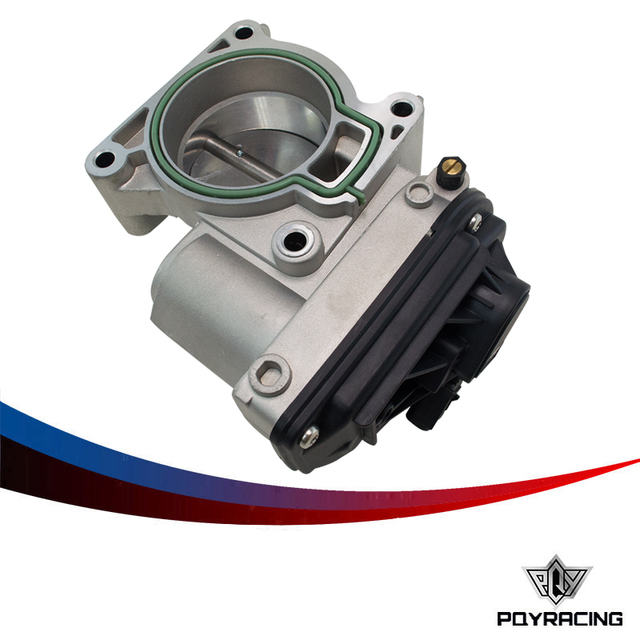 PQY RACING- Electronic Throttle Body 1556736 VP4M5U9E927DC 4M5GFA 2.3L case for FORD Mondeo PQY6701