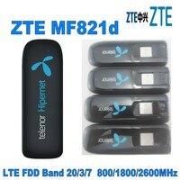 ZTE MF821D 4G LTE FDD USB Modem pk MF821