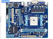 Free shipping 100%original motherboard for Gigabyte GA-A75M-S2V DDR3 FM1 A75M-S2V all solid USB3.0 fully integrated motherboard