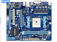 Free shipping original motherboard for Gigabyte GA A75M S2V DDR3 FM1 A75M S2V all solid USB3.0 fully integrated motherboard