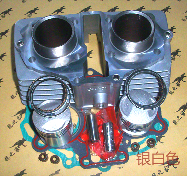 Engine Spare Parts Motorcycle Cylinder Kit For Honda CBT125 CM125 CBT150 CM150 125CC 150CC CBT 125 150 high quality motorcycle cylinder kit for yamaha ybr125 modified to ybr150 125cc upgrade to 150cc engine spare parts