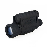 Tactical 6x50mm HD Digital Monocular Night Vision Hunting Scope For Video Photo Shooting PP27 0016