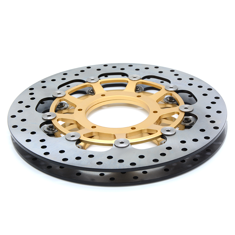 New Motorcycle Parts Front Brake Discs Rotor For Honda Cbr600rr 2003 2005 Cbr 600 Rr Color Wiring Diagram Same Like The Picture Material Aluminum Alloy Inner Ring Stainless Steel Outer Outside Diameter310mm Fitment