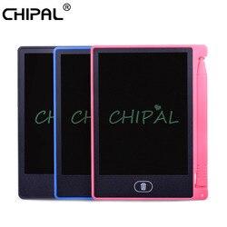 CHIPAL 4,4 ''LCD Schreiben Tablet Digital Graphic Tabletten Elektronische Handschrift Zeichnung Pad mit Stift/Batterie für Kinder Kinder