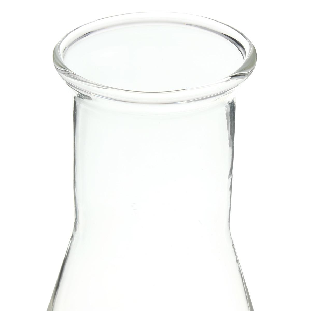 500 мл стеклянная колба Erlenmeyer суставы для цепочек 24/29 лабораторные треугольные колбы