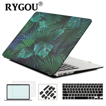 2018 New Case For Macbook Air Pro Retina 11 12 13 15 Laptop Case Cover for Mac book Pro 13 15 with Touch Bar A1706 A1707 A1708 mosiso new crystal matte laptop case for apple macbook pro 13 15 hard shell for new macbook pro 13 case cover a1708 a1706 a1990