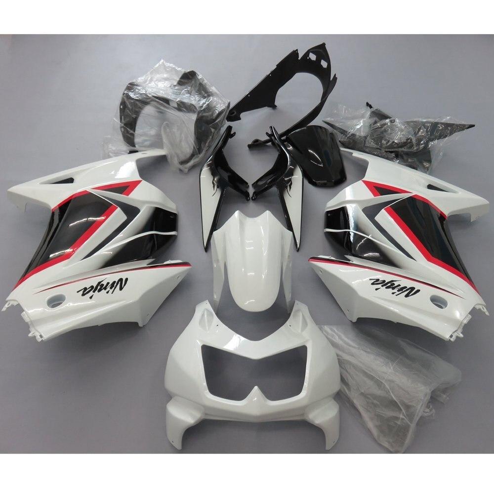 Injection Molding Fairing Kit For Kawasaki Ninja 250R ZX250R 2008 EX250 EX250R Ninja250R 08 Motorbike Bodywork Fairings UV Paint