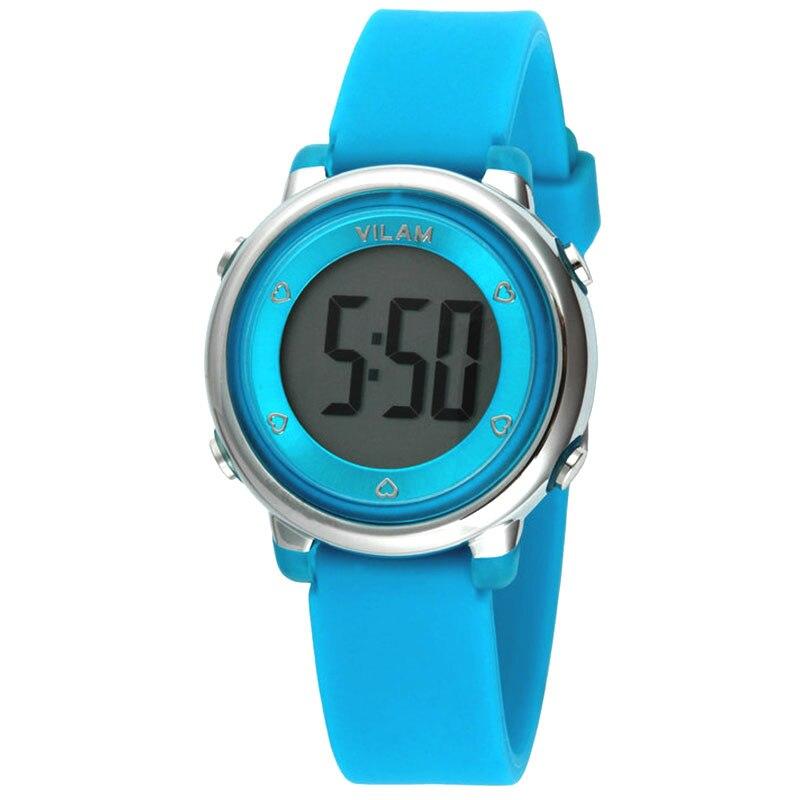 Children Watch Fashion Casual Waterproof Watches Sports Diving Watches Quartz Wristwatches Jelly Kids Clock Students Wristwatch