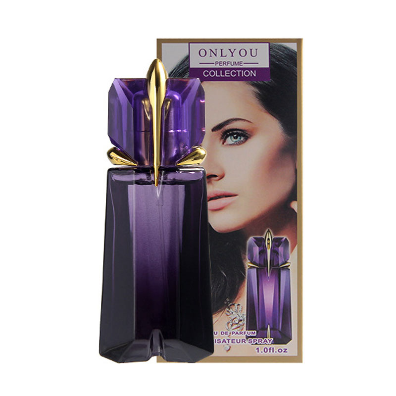 Perfume Fragrance Bottle-Atomizer Natural Femininity Original Female 30ML Brand For Lady