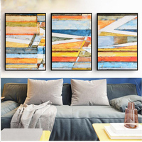 Artist Handmade color Oil Paints Unique Modern Abstract Pop Oil Painting For Living Room Decoration canvas painting