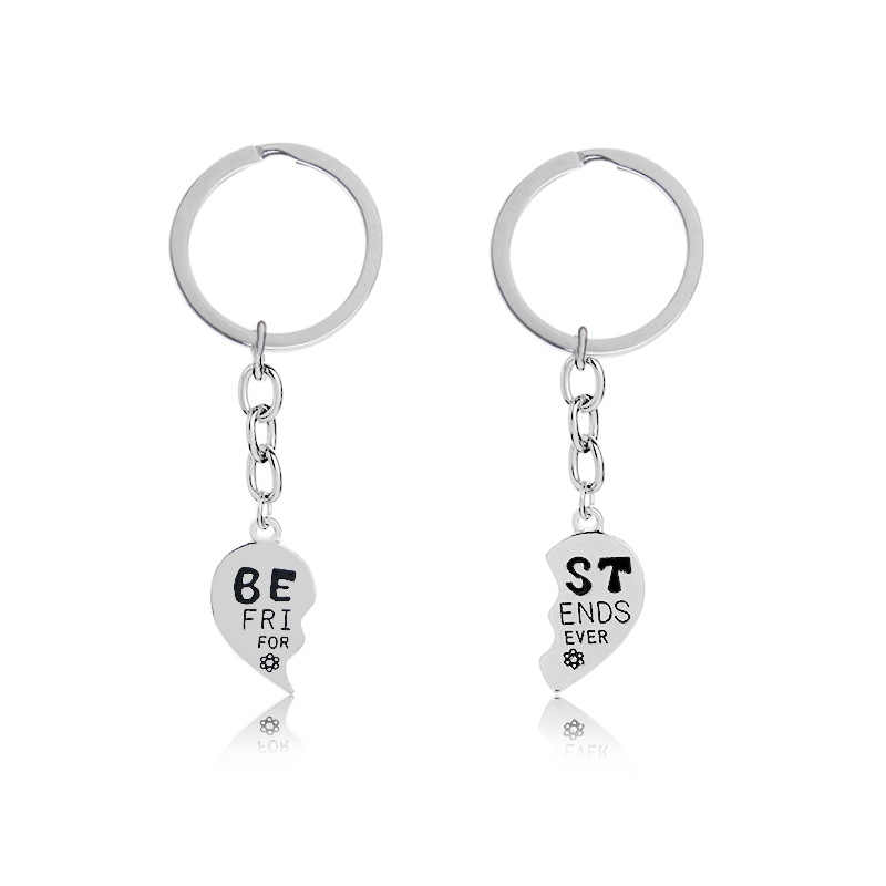 f05e32e98f ... Fancy&Fantasy 2pcs/Set Love Couple Keychain You Are My Person Frog Cups  Key Chain Animal ...