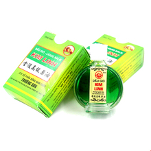 Vietnam star Tiger Balm oil For Cold Headache Stomachache Dizziness Heat Stroke Insect Stings Essential Balm 6ml/pcs цены