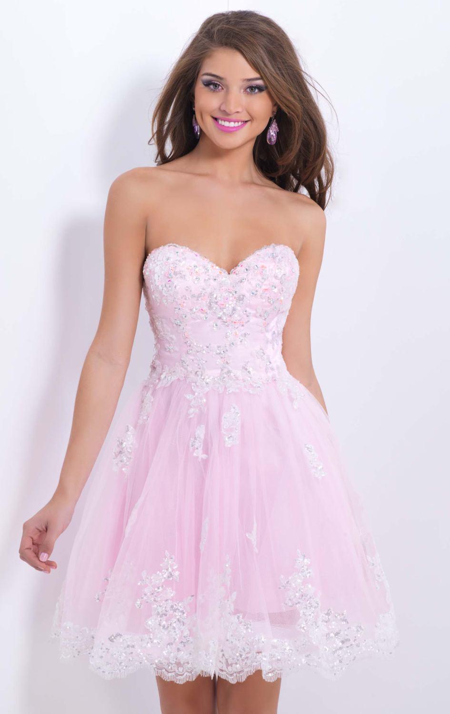 Fantástico Short Girl Prom Dresses Viñeta - Colección de Vestidos de ...