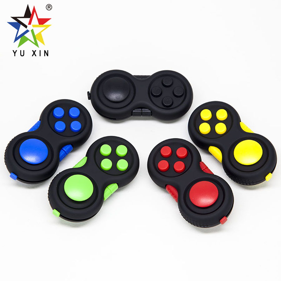 2019 YUXIN Stress Relief Fidget Pad Stress Relief Cube Hand Toy Antistress For Hands Toys Autism Toys Boy Gifts Fidget Pad2019 YUXIN Stress Relief Fidget Pad Stress Relief Cube Hand Toy Antistress For Hands Toys Autism Toys Boy Gifts Fidget Pad