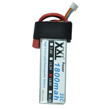 XXL High Power Lipo Battery 14.8V 1800mAh 25C MAX 50C 4S for RC Car Airplane Helicopter Part Toys & Hobbies