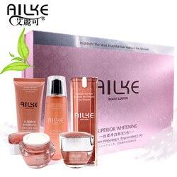 Blanqueamiento crema pecas pigmentación El melasma eliminación de aligeramiento de la piel para mancha manchas removedor de cara contra el envejecimiento 5 en 1