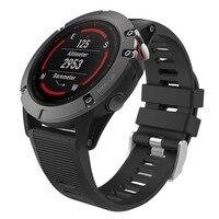 Szybkie dopasowanie 26mm zespół dla Garmin Fenix 5X/Fenix 3 HR inteligentny zegarek miękki z silikonu do wymiany szybkozłącza 9.11 w Inteligentne akcesoria od Elektronika użytkowa na