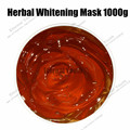 Отбеливающая маска китайской травяной медицины увлажняющий уход за кожей гель маска для лица косметика оборудование салона оптовая продажа