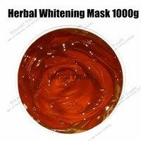 Whitening Mask Yellow 1000g Chinese Medicine Moisturizing Cosmetics Oem Beauty Salon Wholesale