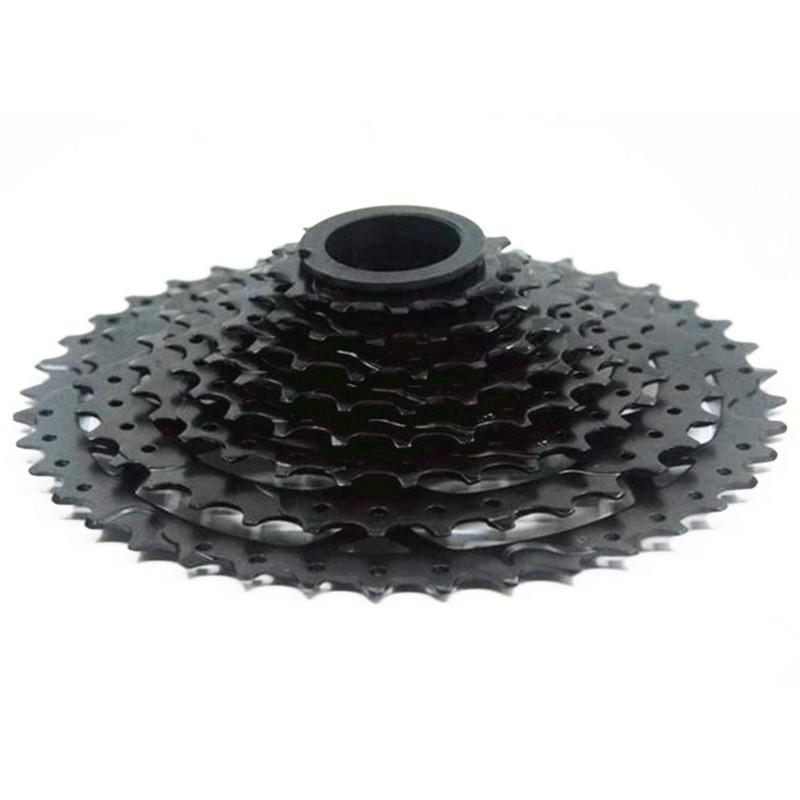 цена на SunRace CSM990 9 Speed Bicycle Freewheel Mountain Bicycle Cassette Tool MTB Flywheel Bike Parts 11-40T