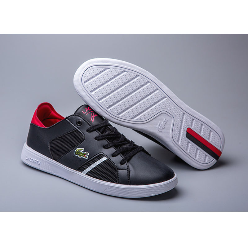 Lacostelegend shoes men women Breathable leather Outdoor sneakers Skateboarding casual shoes zapatillas hombre mujer EU36-45Lacostelegend shoes men women Breathable leather Outdoor sneakers Skateboarding casual shoes zapatillas hombre mujer EU36-45
