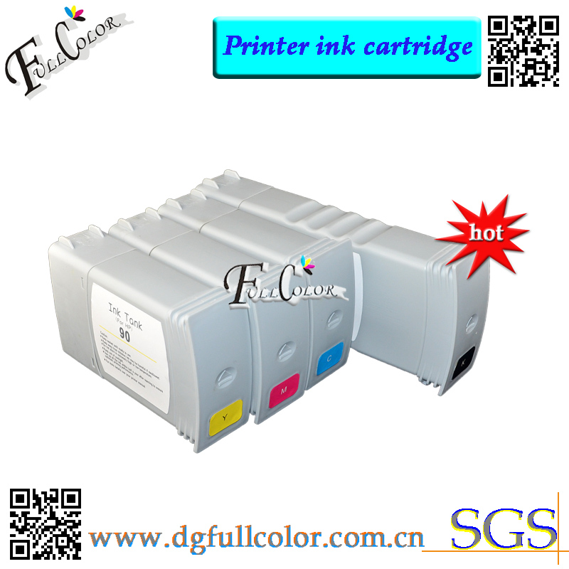 free shipping Compatible ink cartridge with UV pigment ink for HP Designjet 4000 for hp70 130ml compatible for hp ink cartridges c9458a inkjet deskjet ink with iso stmc sgs ce certifications free shipping