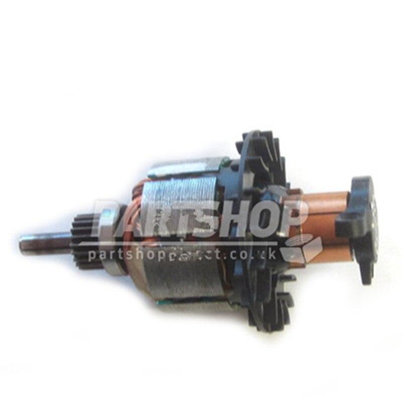 DC14.4V 18V Armature Motor N110037 N110036 For DeWALT DCD735 DCD735L DCD730C2 DCD735C2 DCD730 DCD730L Armature Engine набор bosch ножовка gsa 18v 32 0 601 6a8 102 адаптер gaa 18v 24