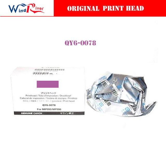 Qy6-0078 da cabeça de impressão para canon mp990 mp996 mg6120 mg6140 mg6180 mg6280 mg8120 cabeça de impressão