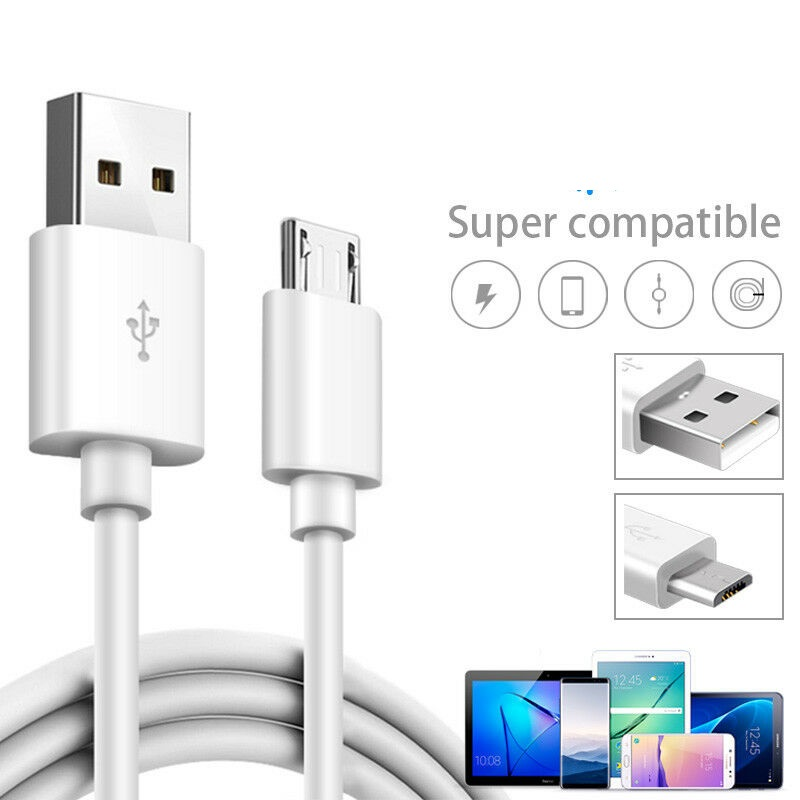 Micro USB Cable M Charging Micro USB Cable For Meizu M6 M5 M3 Note M5c M5s Android MicroUSB Line Wire