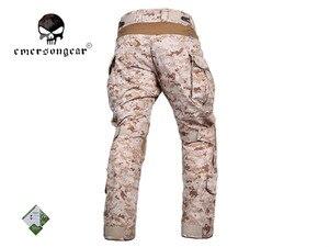 Image 5 - EMERSON taktik Gen3 gömlek pantolon savaş askeri bdu üniforma AOR1 EM8575 EM7026