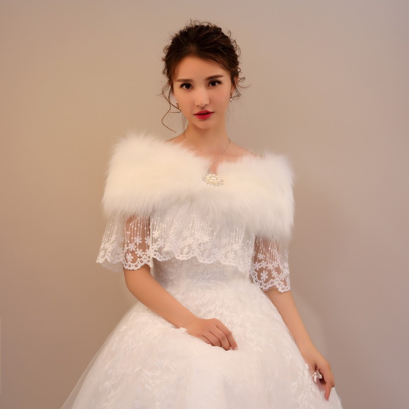 Online Get Cheap Wedding Dress Coat Aliexpress Com Alibaba Group