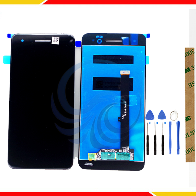 For Vodafone Smart V8 VFD710 VFD LCD Display Screen With Touch Screen Assembly