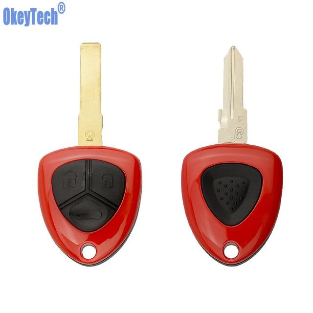 OkeyTech 1 3 Buttons Newest Remote Key Shell Keyless Entry ...
