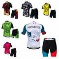 2019 TEAM PRO cycling jersey 9D gel bike shorts anzug MTB Ropa Ciclismo herren sommer radfahren Maillot culotte kleidung-in Fahrrad-Sets aus Sport und Unterhaltung bei