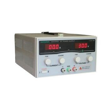 цена на KPS3050D High precision High Power Adjustable LED Dual Display Switching DC power supply 220V EU 30V/50A