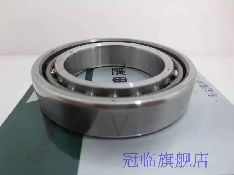 Performance de coût 45*75*16mm 7009C SU P4 roulements à billes à contact oblique roulements de précision à grande vitesse