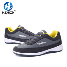HZHICN 2017 Fashion New Men's Shoes British Style Men Shoes High Quality Leather Casual Shoes Spring Ankle Male Shoes For Men