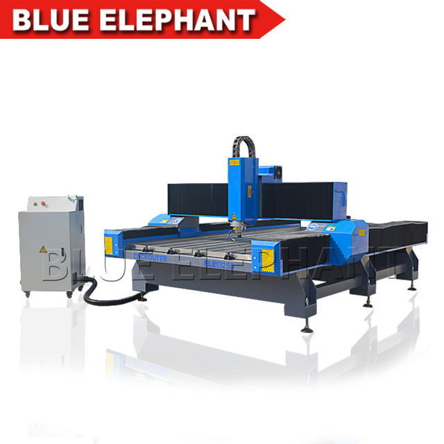 heavy duty body 3d stone carving marble cutting machine for granite