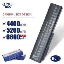 JIGU Batería de portátil para Asus N61 N61J N61Jq N61V N61Vg N61Ja N61JV N53 M50 M50s N53S A32 M50 A32 N61 A32 X64