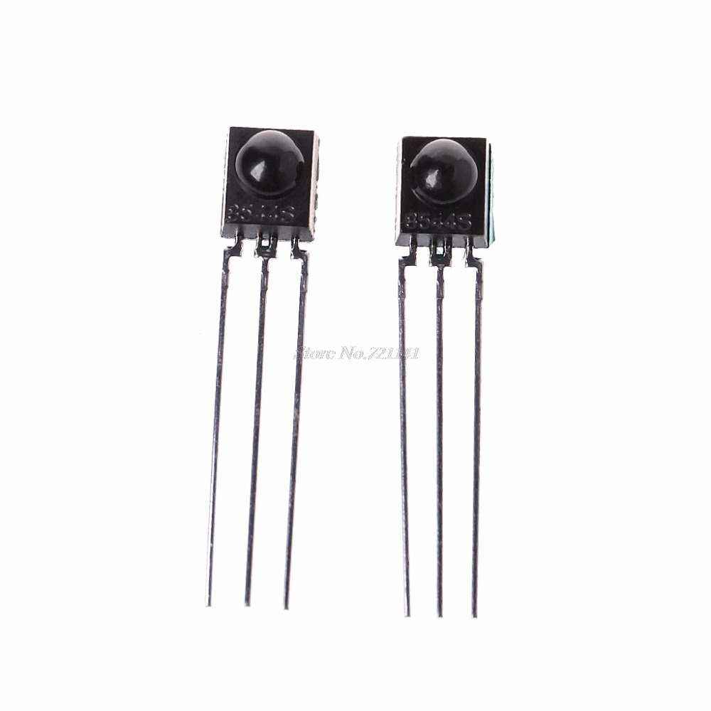 Infrared Receivers IR SENSOR IC 38KHZ 50 pieces