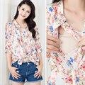 MamaLove Moda Encabeça Roupas de algodão para a Alimentação de Enfermagem da Maternidade Roupas Primavera tops Roupas De Enfermagem Amamentação Camisetas