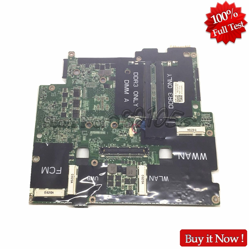 NOKOTION NOKOTION 0VN3TR OVN3TR CN-0VN3TR Laptop Motherboard for Dell Precision M6500 VN3TR DA0XM2MBAG1 Mainboard full test nokotion ru477 cn 0ru477 laptop motherboard for dell xps m1530 geforce 8400m update graphics mainboard