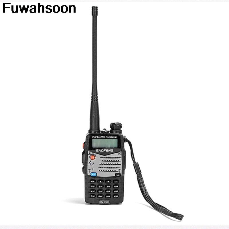 2019 New Walk Talk Baofeng UV 5RA For Police Walkie Talkies Scanner Radio Vhf Uhf Dual