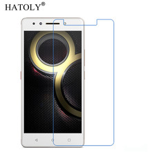2Pcs Glass For Lenovo K8 Note Tempered Screen Protector Ultra-thin Full Glue Phone Film