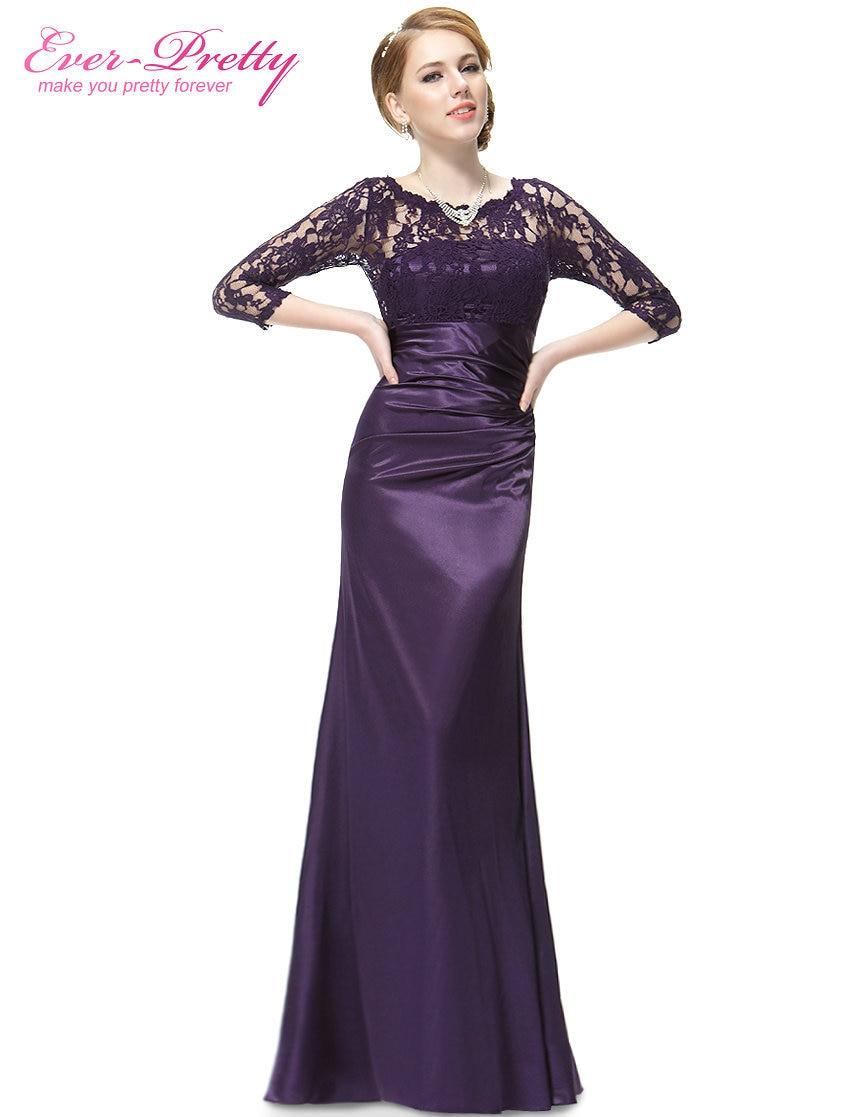 Clearance Sale] Evening Dresses HE09882 Ever Pretty Elegant 3/4 ...