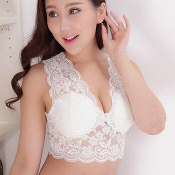 Fashion Sexy Women Lace Bralette Tank Top 1